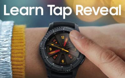 Learn Tap Reveal